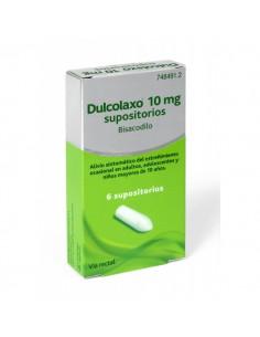 Dulcolaxo Bisacodilo 10 mg...