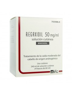 REGAXIDIL 50 mg/ml solución...