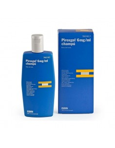 Piroxgel 6 mg/ml champú...