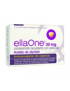 ellaOne 30 mg comprimido