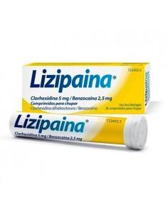 Lizipaina clorhexidina 5...