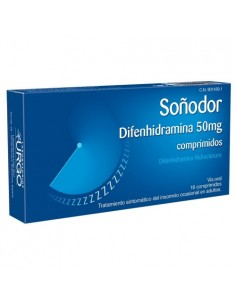 Soñodor difenhidramina 50...