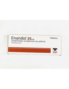 Enandol 25 mg comprimidos...