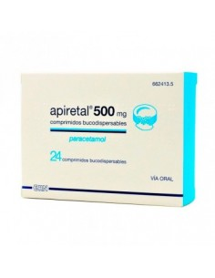 Apiretal 500 mg 24...
