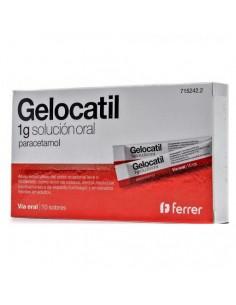 GELOCATIL 1 g Solución Oral...