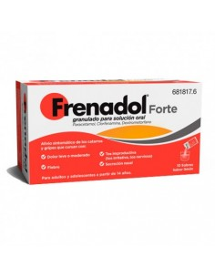 Frenadol Forte granulado...