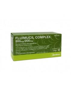 Fluimucil complex 500 mg /...