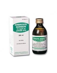 Ambroxol NORMON 3 mg/ml...