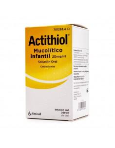Actithiol Mucolítico...