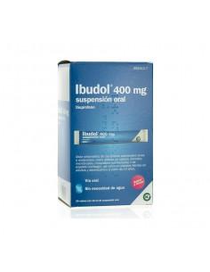 Ibudol 400 mg suspensión...