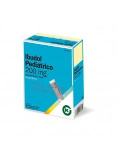 Ibudol Pediátrico 200 mg...