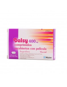 Dalsy 400 mg comprimidos...
