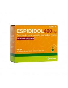 Espididol 400 mg granulado...