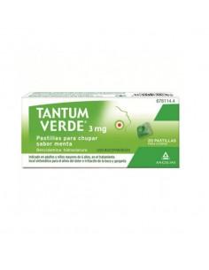 TANTUM VERDE 3 mg Pastillas...