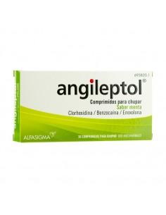 Angileptol comprimidos para...