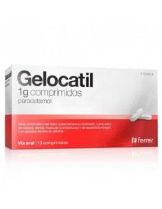 GELOCATIL 1 g Comprimidos...