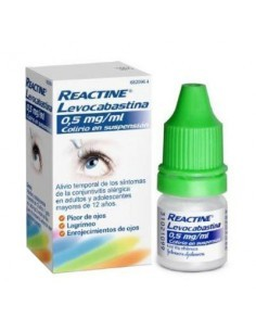 REACTINE Levocabastina 0,5...