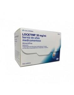 Locetar 50 mg/ml barniz de...