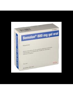 Bemolan 800 mg gel oral...